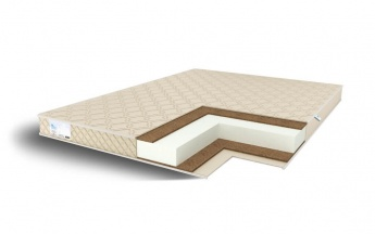 Купить матрас Comfort Line Double Cocos Eco Roll +  (150х220)